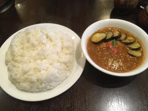 curry 草枕 新宿御苑 ランチ 洋食 カレー おすすめ