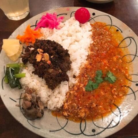 カレーの惑星の料理画像
