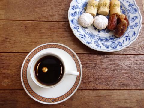 コーヒー&中東菓子 Mocha coffee 代官山 おしゃれ おすすめ カフェ 女子会 デート