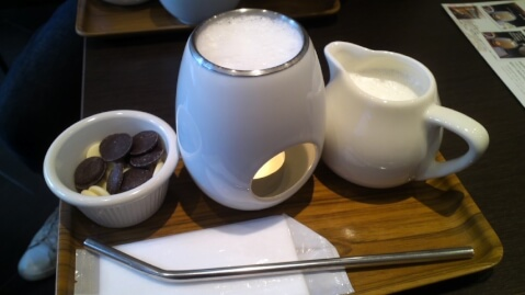 Queen's Collection Chocolate Cafe 代官山 おすすめ おしゃれ カフェ