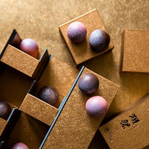 モンシェール 獺祭ボンボンショコラ バレンタイン チョコレート 友チョコ