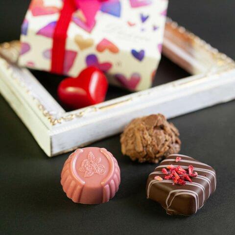 desiree バレンタイン チョコレート 友チョコ