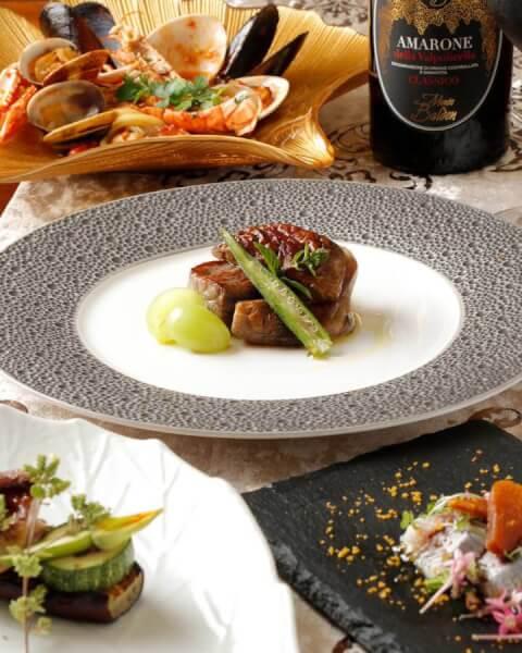 目黒 ディナー イタリアン リストランテ小林 ローマ料理 月替わりコース