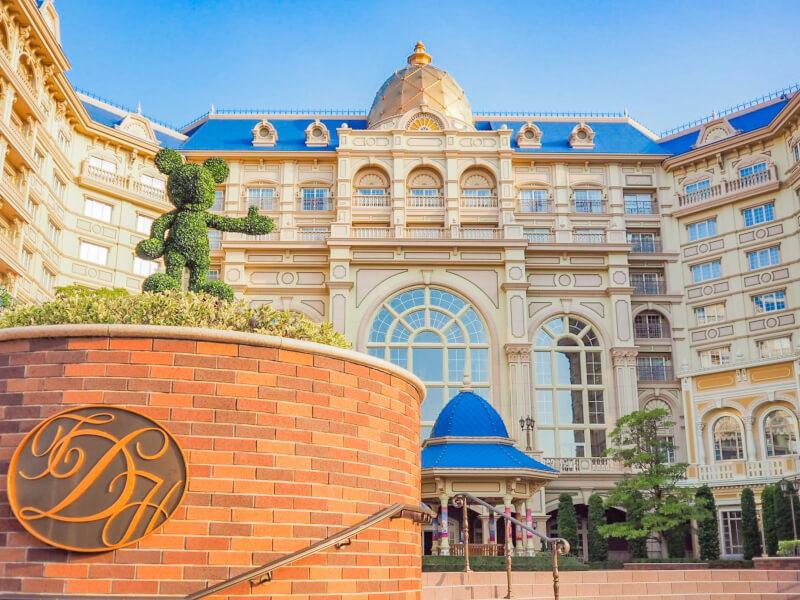 ディズニー 近く ホテル
