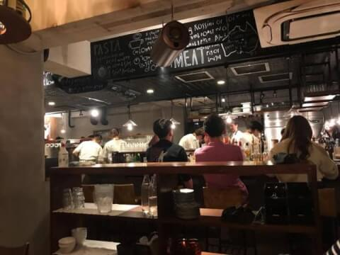 DRA セブン 新宿 ディナー おすすめ イタリアン おしゃれ 人気 安い