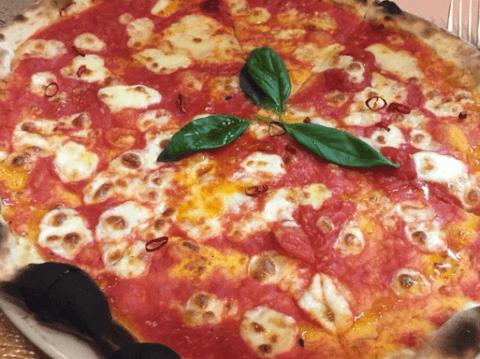 浜松町 ランチ ドリームファクトリー ピザ