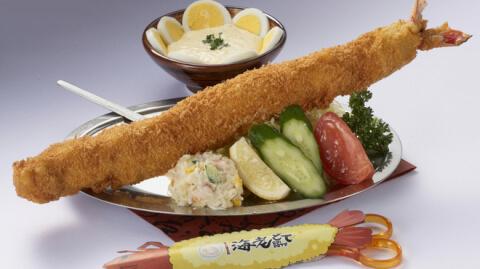 海老どて食堂 名古屋 デート ディナー ランチ おすすめ