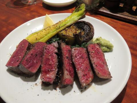 恵比寿 肉料理 ディナー ビストロ カルネジーオ 極上のステーキ