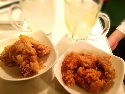 恵比寿 居酒屋 西口 らんまん食堂 外観 安い 揚げ物 美味しい 人気 からあげ