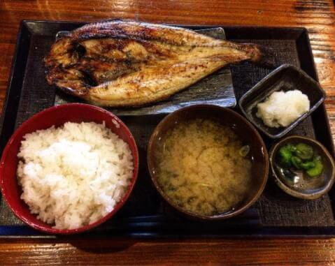 恵比寿ランチ 定食 東口 越後屋喜八郎 定食
