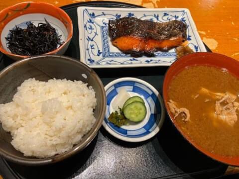 恵比寿ランチ 定食 西口 食彩かどた 定食