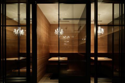 恵比寿 ディナー 和食 ゑびすりんぐ 半個室