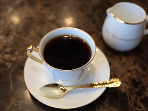 エジンバラ 新宿 コーヒーの写真