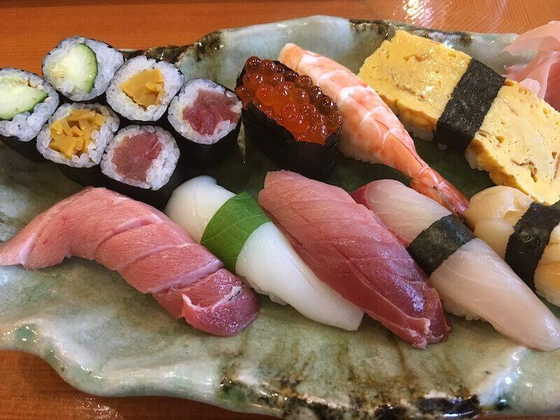 寿司 江戸前