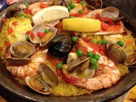 ペスカドールパエリア エル・ペスカドール 自由が丘 女子会 おすすめ  スペイン料理 おしゃれ