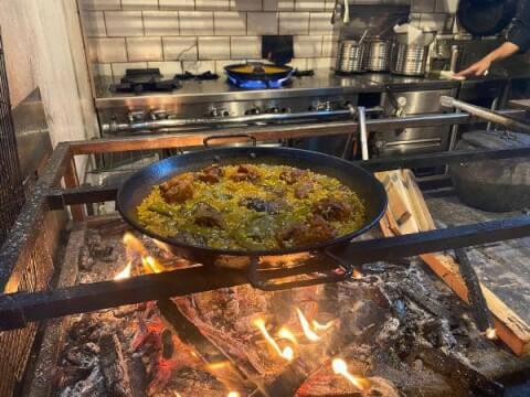 本格スペイン料理 EL TRAGON 新橋店 新橋 おすすめ ディナー 洋食 スペイン料理 おしゃれ 女子会 デート