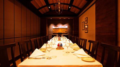 ロウリーズ・ザ・プライムリブ 恵比寿ガーデンプレイス店 おすすめ レストラン 肉 ランチ 個室