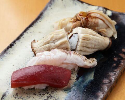 鮨江なみ料理画像