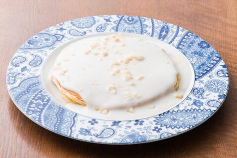 フォーティーナイナーパンケーキの写真です。