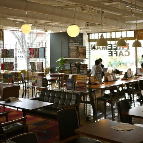 FREEMAN CAFE 渋谷 おすすめ おしゃれ カフェ デート 女子会