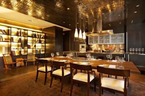 六本木 フレンチ ディナー フレンチキッチン 個室 シェフズテーブル