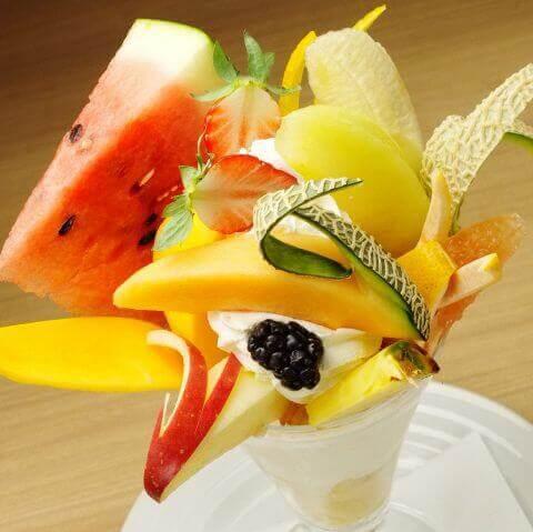 fruits-parfait
