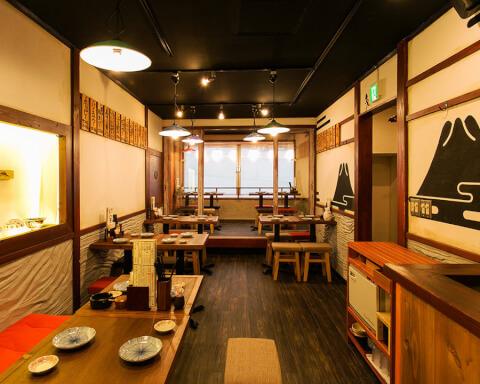 冨士山 水道橋 居酒屋 おすすめ 人気 馬肉 半個室