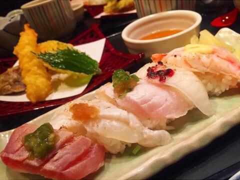 ふらり寿司