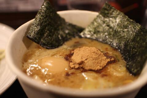 新宿 ランチ 風雲児 つけ麺