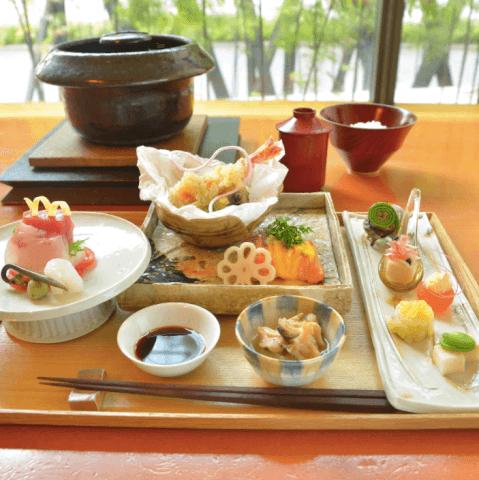 日本料理 僖成 外苑前 ランチ 和食