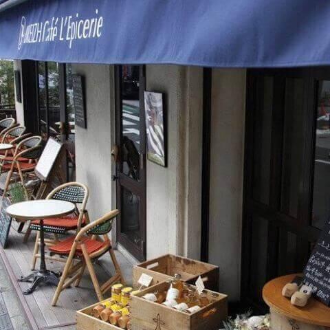 ブレッツカフェ