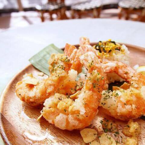 ikebukuro-izakaya-alohaamigo-shrimps
