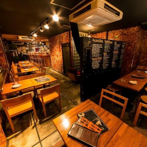 ガレット garret 中野店 居酒屋 おすすめ 個室