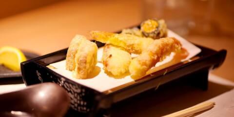 おしゃれで安い京都駅のおすすめディナー、和食が美味しい天ぷら玄
