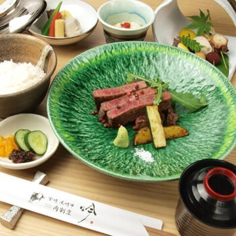 umeda-gin-steakcorse