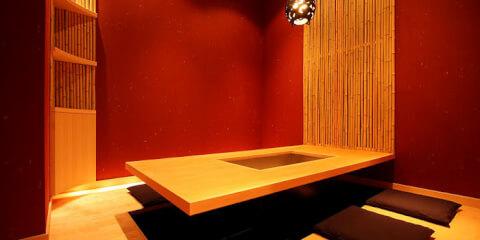 方舟 大吟醸いろり 銀座 ランチ おすすめ 和食 個室