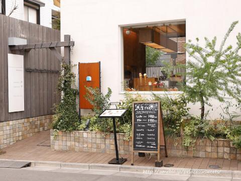 表参道 omotesando-cafe-glaciel