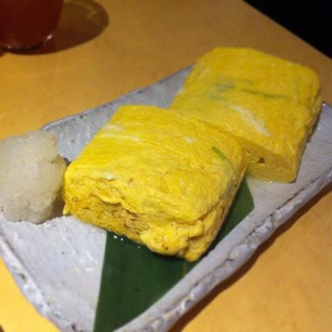 ごち 渋谷 居酒屋 和食 出汁巻き玉子