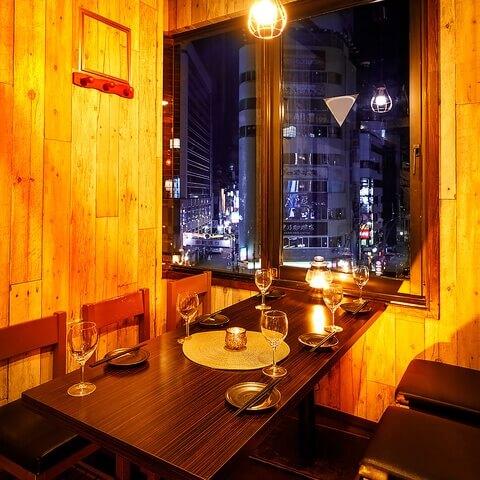上野 居酒屋 鍋 ごちそうさん 個室