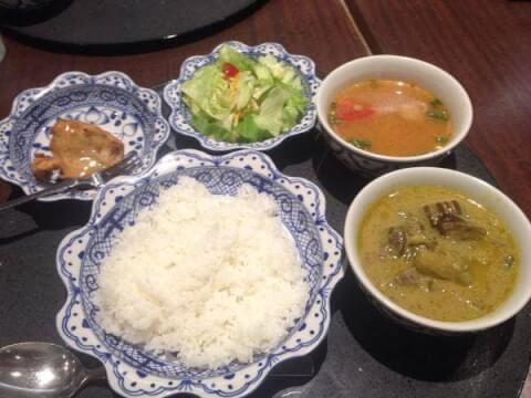 タイ料理 丸の内 大手町