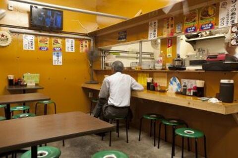 つるかめ食堂 新宿