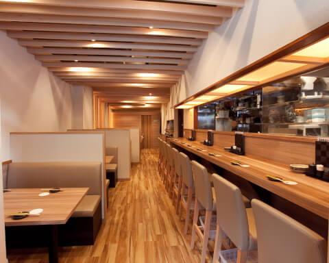 錦糸町の北口のおしゃれで安いおすすめ居酒屋、魚義
