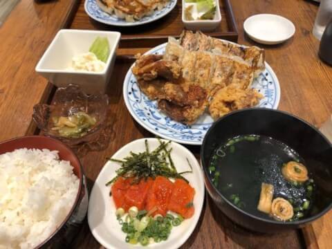 テムジン テムジン定食 KITTE博多 レストラン