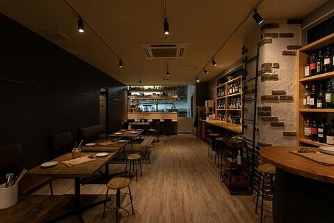 Habitat 岡山 居酒屋