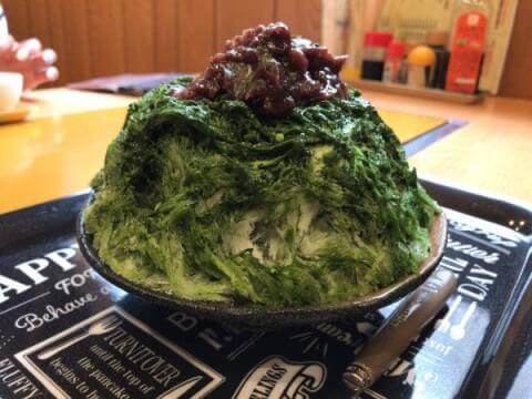 広島風お好み焼き・かき氷 はちみつ 東京 かき氷