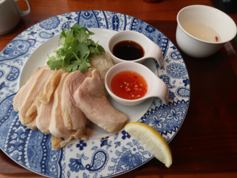 A&Pwith Terrace 横浜ランチ エスニック