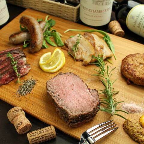 八王子 居酒屋 ビストロ ディナー HAJIME 自家製肉料理盛り合わせ