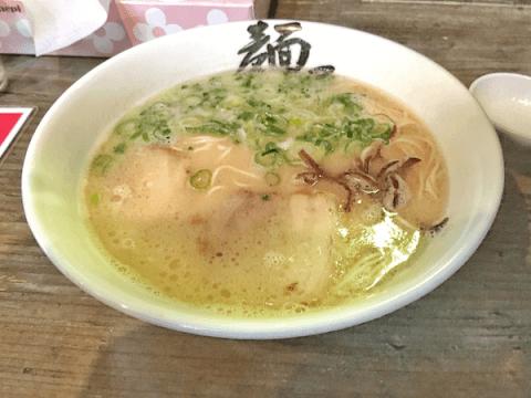 博多のおすすめラーメン店6:博多麺屋台 た組