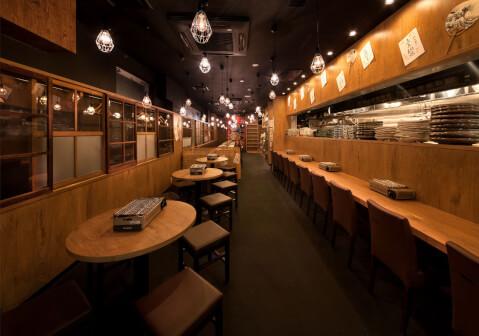 浜一番 新横浜 居酒屋