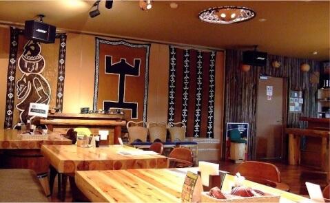浜松町 ランチ カラバッシュ 店